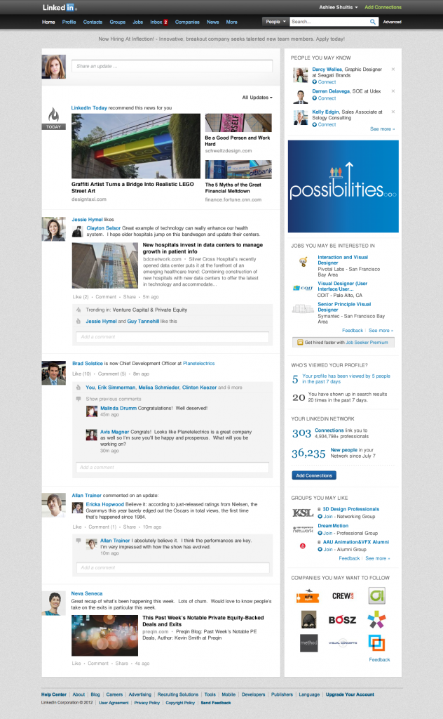 LinkedIn New design_socialchamps