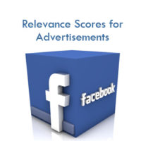 Relevance Scores for Advertisements on Facebook