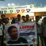 sachin fan IPL mumbai