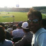 fan of cricket