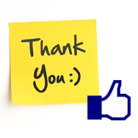 Say Thanks - Escalating and enriching the user experience