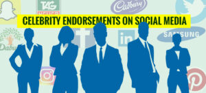 Celebrity Endorsements on Social Media