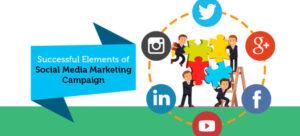 element of social media marketing for advertising