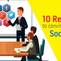 10 Reasons to convince your Boss for Social Media!