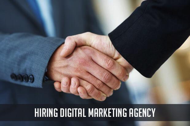 Hiring Digital Marketing Agency
