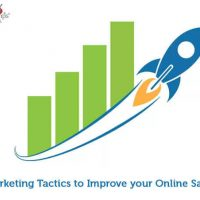 5 online marketing tactics to improve your sales