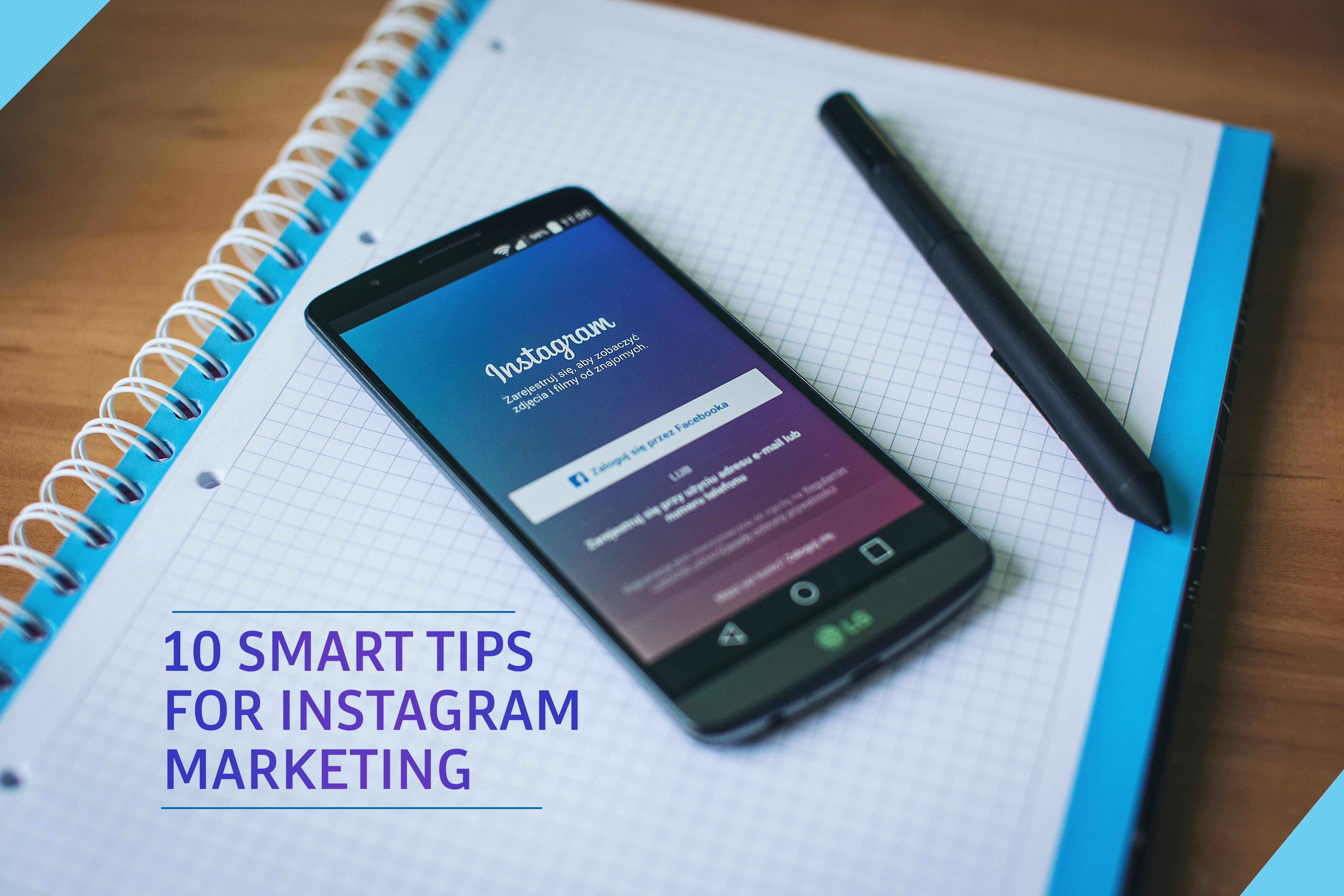 Top Instagram Marketing Tips
