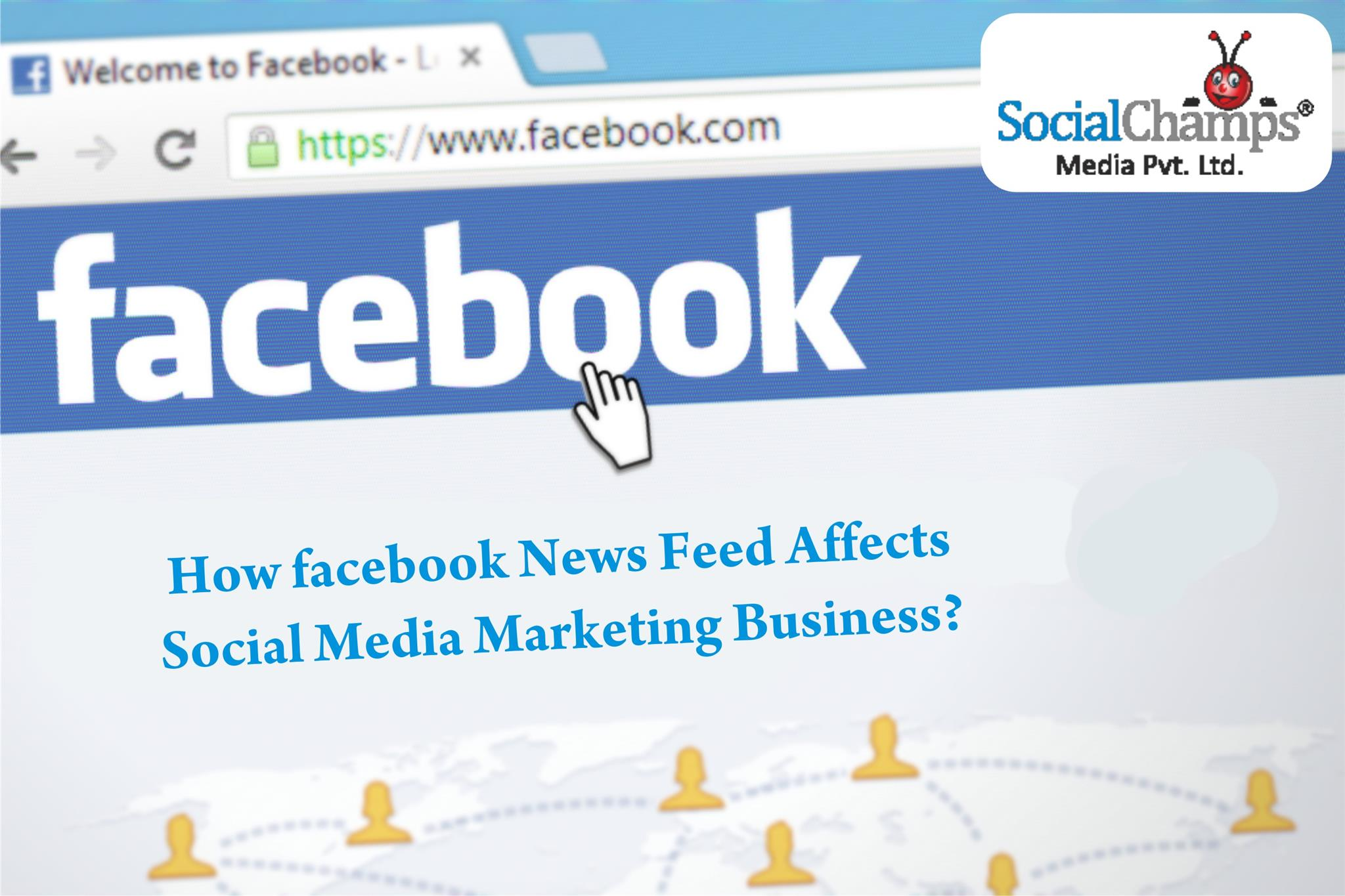 Facebook news feed algorithm changes