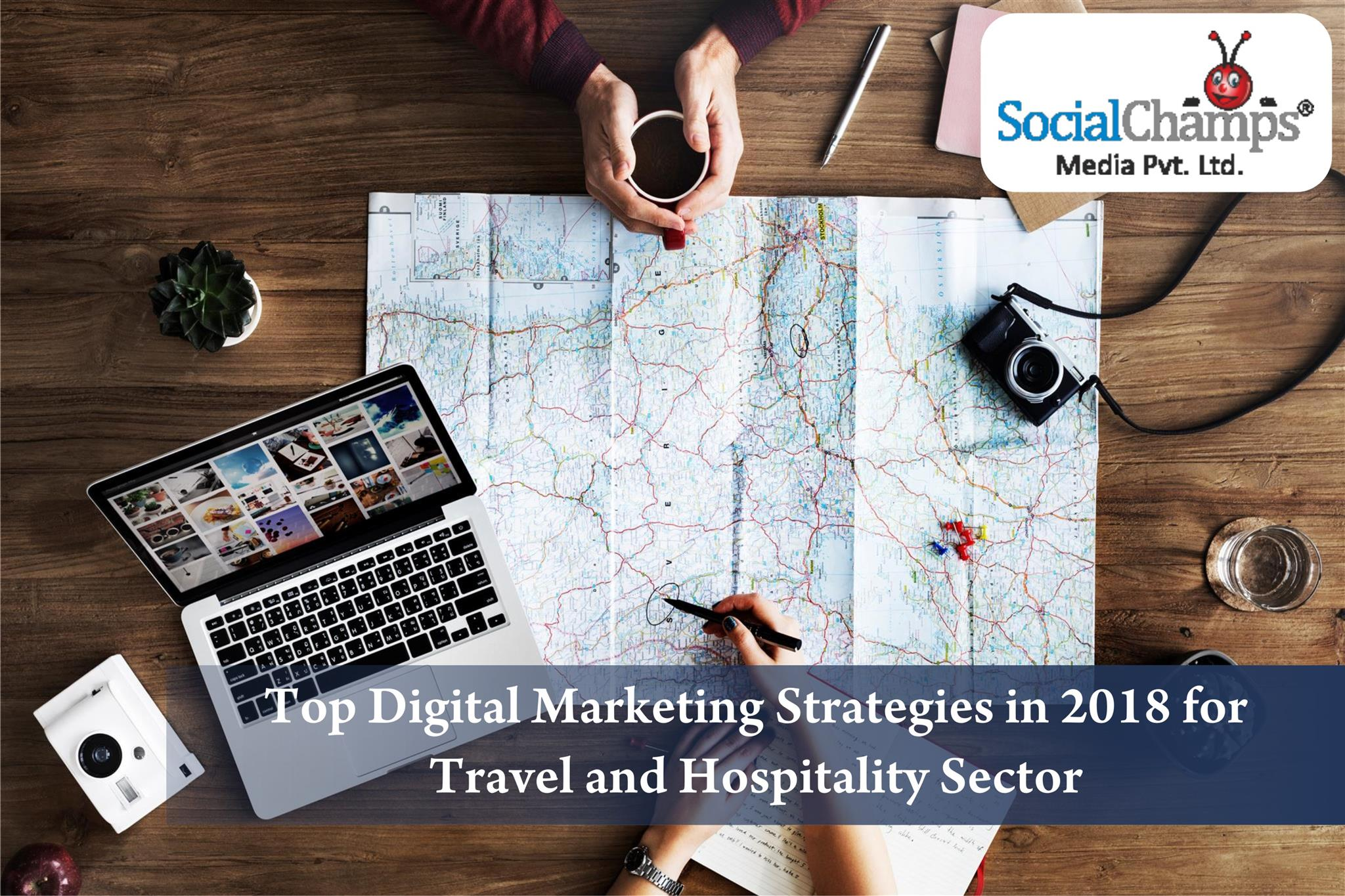 Digital marketing strategy for travel and hospitality