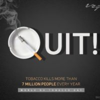SocialChamps Supports World No Tobacco Day