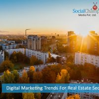 Top 5 Buzzing Digital Marketing Trends for Real Estate Sector
