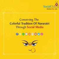 Conserving the Colorful Tradition of Navaratri Through Social Media