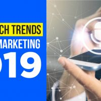 How Voice Search Trends are changing Digital Marketing in 2019 - An Overview
