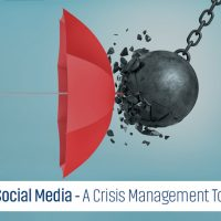 How Social Media can become a crisis management tool for your business?
