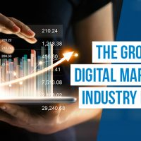 The Growth of Digital Marketing Industry in India: