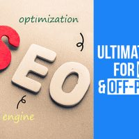 An Ultimate Guide for On-Page & Off-Page SEO