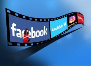 social media advertising for film
