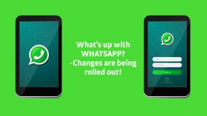 whats app new version