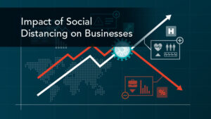 imapact of social media distancing on business