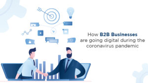 B2B business in corona pandemic