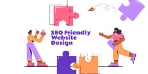 SEO Friendly Website Design image