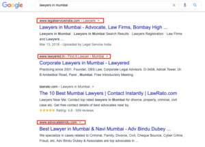 lawyers in mumbai, India