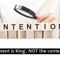 Intent is the King - Customer Engagement Driven by Intent Data