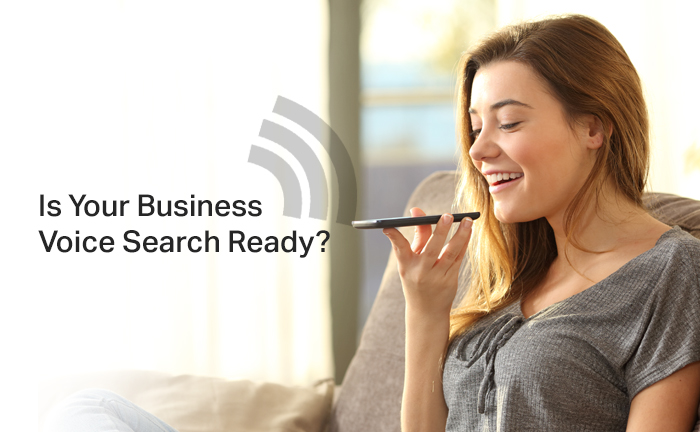 Is your business voice search ready?